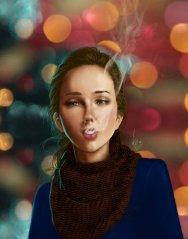 smoking_girl_by_vagocool-d5ngo8c