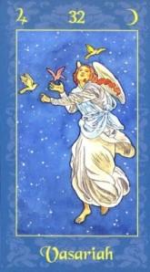 შემოდგომის მფარველი ანგელოზები კაბალაში