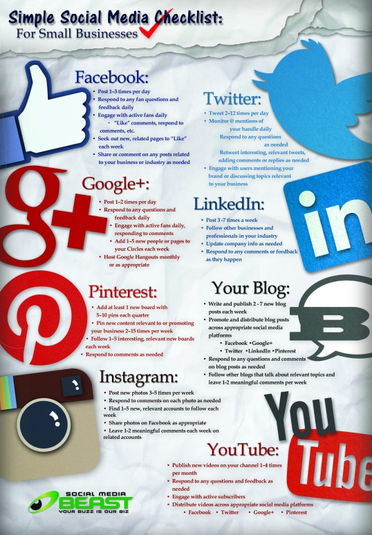 Social-Media-Checklist-Small-Business